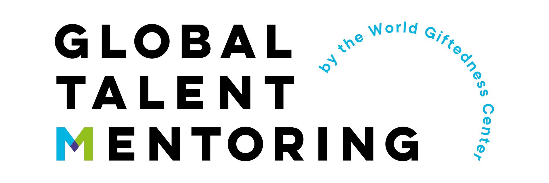 Global Talent Mentoring (Logo mit viel Weißraum)